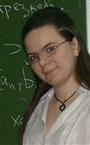 Репетитор математики и физики Максимова Марина Сергеевна