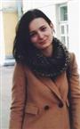 Репетитор английского языка и литературы Литвинова Марта Дмитриевна