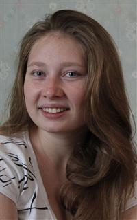 Репетитор математики и химии Рукосуева Елизавета Алексеевна