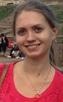 Репетитор английского языка Пасынкова Анна Андреевна