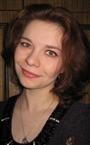 Репетитор по русскому языку и литературе Анастасия Геннадьевна