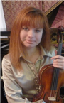 Репетитор по музыке и редким иностранным языкам Анастасия Альбертовна
