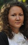 Репетитор русского языка, итальянского языка и литературы Чернега Виктория Станиславовна