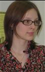 Репетитор по математике и английскому языку Дарья Дмитриевна