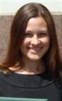Репетитор по математике и химии Анастасия Сергеевна
