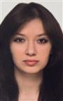 Репетитор по русскому языку, английскому языку и испанскому языку Алина Сергеевна