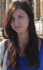 Репетитор по английскому языку и французскому языку Алиса Андреевна