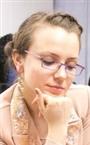 Репетитор по английскому языку и истории Анастасия Андреевна