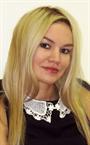Репетитор по английскому языку и французскому языку Анна Владимировна