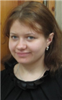 Репетитор по математике, физике и русскому языку Елена Николаевна