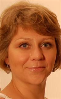 Репетитор английского языка Виноградова Юлия Александровна
