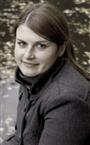 Репетитор по французскому языку и английскому языку Анастасия Геннадьевна