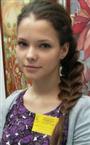 Репетитор по изобразительному искусству Валерия Геннадиевна
