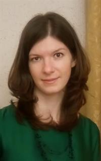 Репетитор французского языка Тимонова Ксения Андреевна