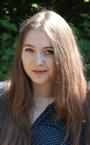 Репетитор по английскому языку и французскому языку Ксения Павловна
