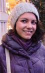 Репетитор по английскому языку и французскому языку Анастасия Сергеевна