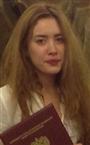 Репетитор по математике, информатике и физике Ада Альбертовна