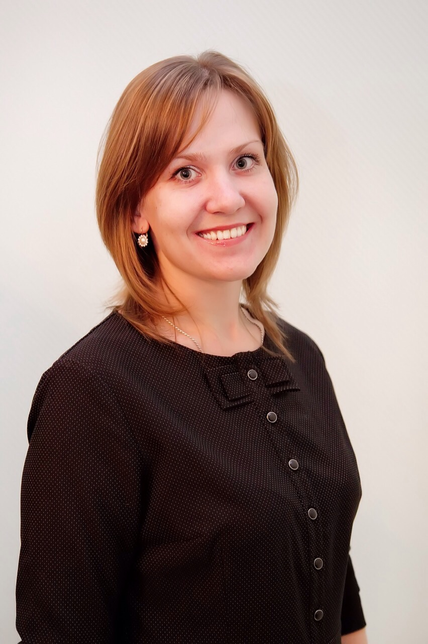 Репетитор по географии Ольга Александровна