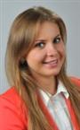 Репетитор по географии Елизавета Васильевна