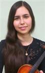Репетитор по музыке и музыке Анна Евгеньевна