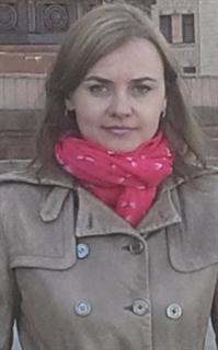 Репетитор английского языка, русского языка и редких языков Кудряшова Ольга Юрьевна