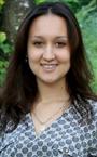 Репетитор по английскому языку, математике, обществознанию и экономике Анастасия Валерьевна