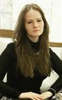 Репетитор по английскому языку и испанскому языку Елизавета Андреевна