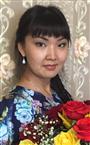 Репетитор по английскому языку и китайскому языку Дулма Олеговна