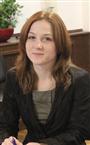 Репетитор по экономике Анастасия Сергеевна