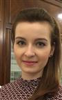 Репетитор по химии и биологии Анастасия Андреевна